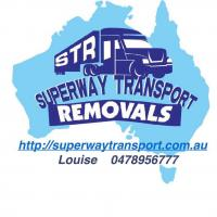 悉尼搬家货运公司 Superway Transport Company Logo