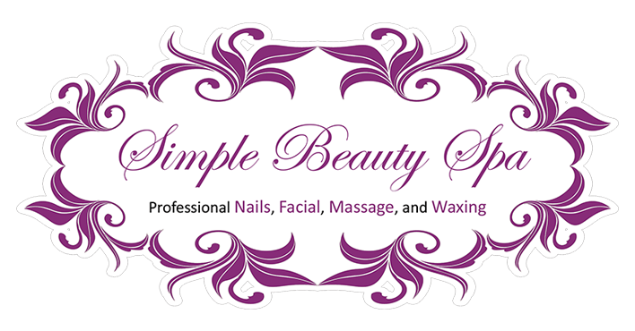 Simple Beauty Spa Company Logo